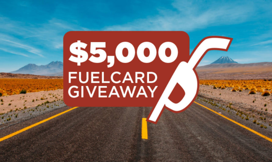 Lazy Days RV Fuel Card Sweepstakes
