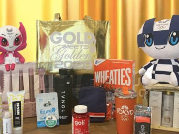 Extra Gold Meets Golden Gift Bag Sweepstakes
