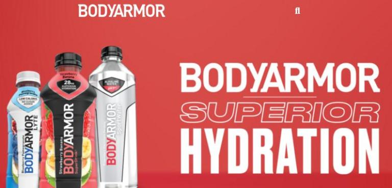 BodyArmor Fight Sweepstakes