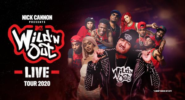 Nick Cannon MTV Wild N Out Live Contest