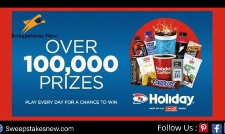 Holiday Station Stores Flip & Find Sweepstakes