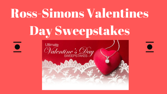Ross-Simons Valentines Day Sweepstakes