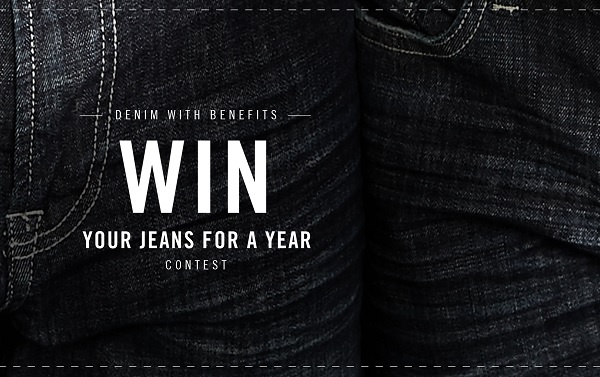 Buffalo Denim with Benefits Online Contest