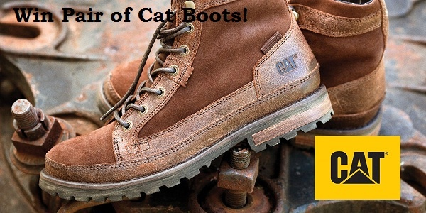 Win a Free Pair of Cat Boots Survey Sweepstakes