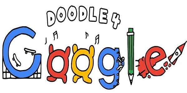 Doodle For Google Contest