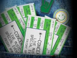 Cricket Wireless Concert Tickets For A Year Sweepstakes