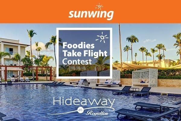 Food Network Sunwing Contest