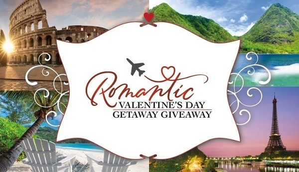 GateHouse Media Valentine's Day Giveaway