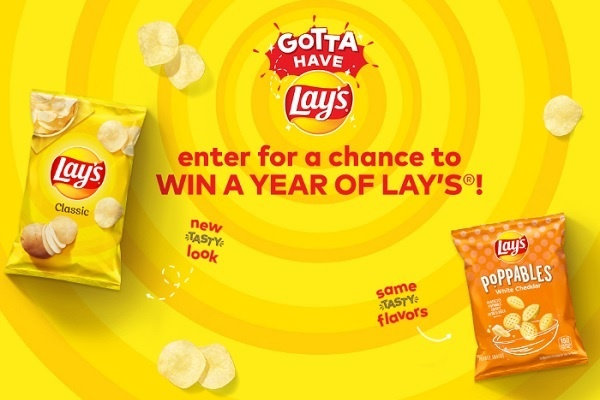 Gotta Have Lay's Sweepstakes 2020
