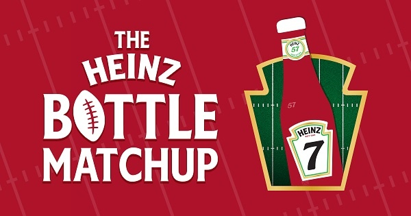 The Heinz Bottle Matchup Sweepstakes