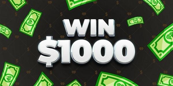 IHeartRadio.com $1000 Q1 Cash Contest