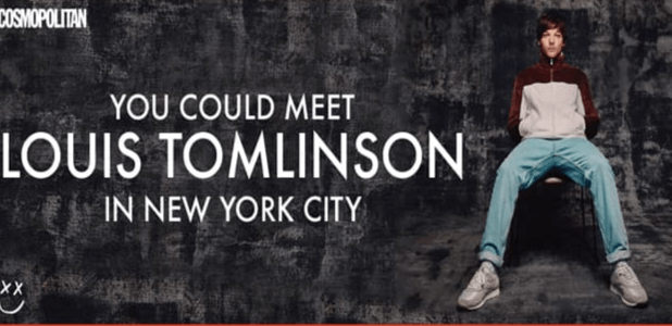 Cosmopolitan New York Tour Flyaway Sweepstakes