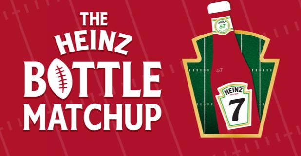 Heinz Matchup Sweepstakes
