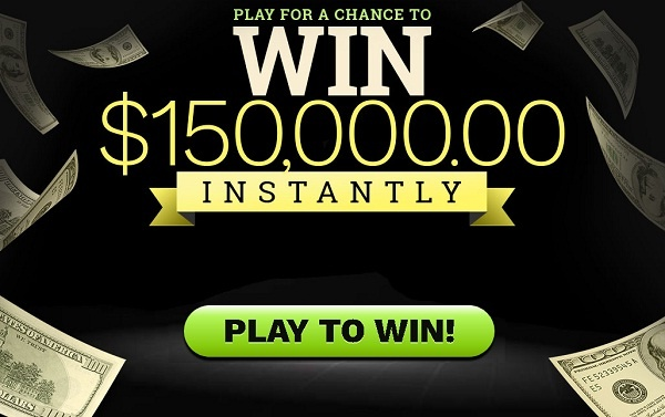Win $150000 in 2020 Instant Play Sweepstakes