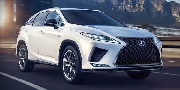 The 2021 Lexus RX Contest