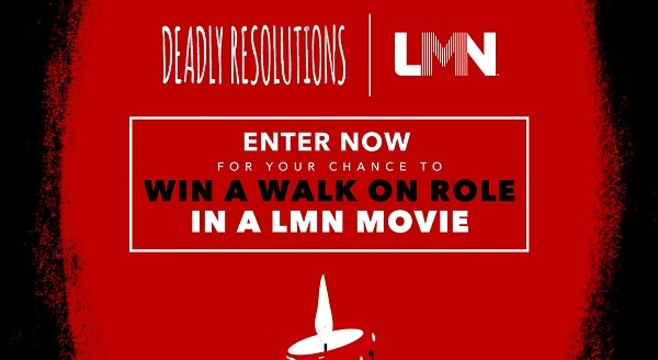 LMN'S Deadly Resolutions Super Fan Sweepstakes