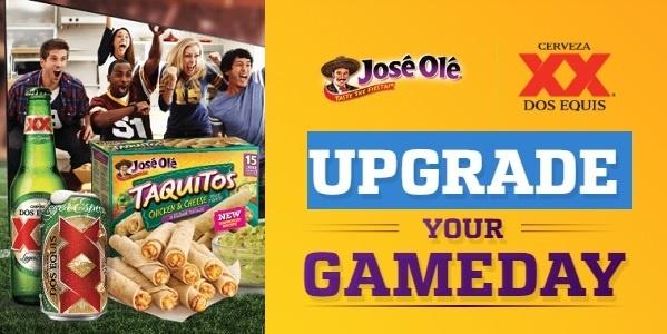 Jose Ole Big Game Sweepstakes