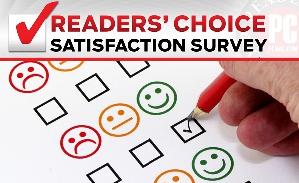 PCMag Readers Choice Survey Sweepstakes 2020
