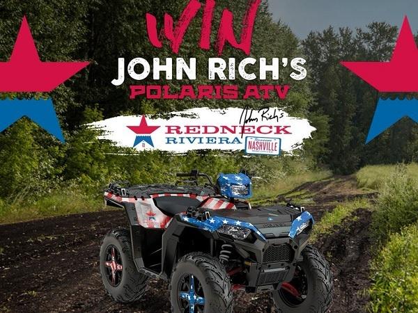 Redneck Riviera & Polaris ATV Contest