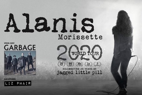 SiriusXM Jagged Little Pill Sweepstakes