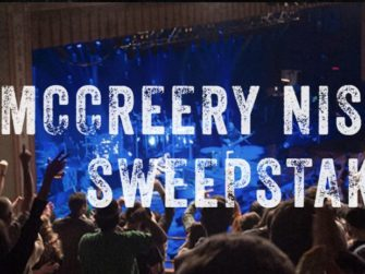 Scotty McCreery Nissan VIP Night Sweepstakes