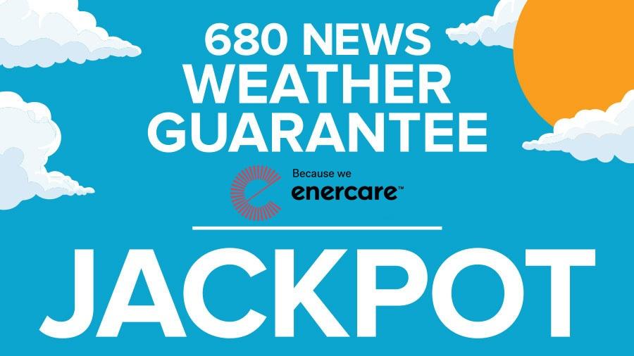 680 News Weather Guarantee Contest