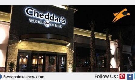 Cheddars Scratch Kitchen Customer Feedback Survey