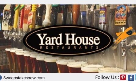 Yard House Customer Survey