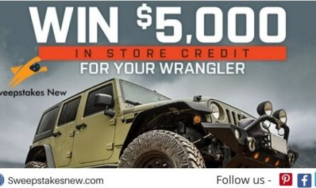 Extreme Terrain Wrangler Giveaway