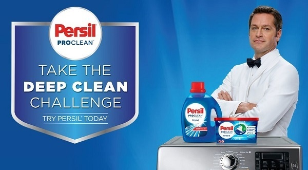 Persil Deep Clean Challenge Sweepstakes 2020