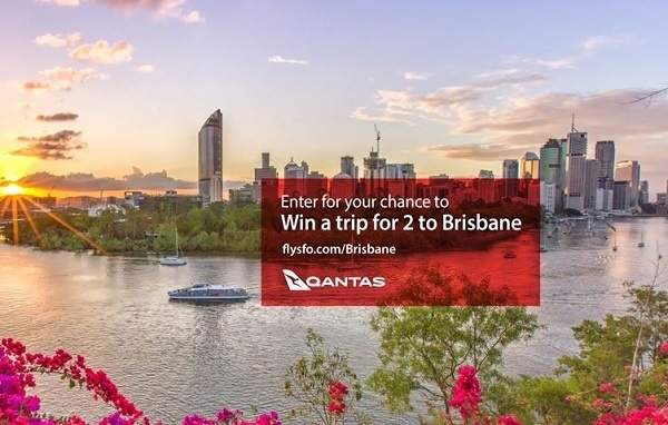 Brisbane Just A Hop Away Sweepstakes