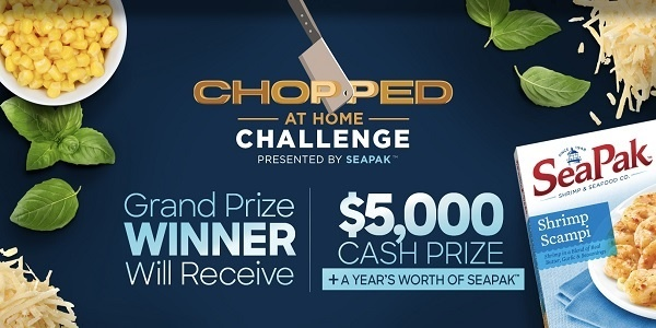 Foodnetwork.com Chopped at Home Challenge 2020