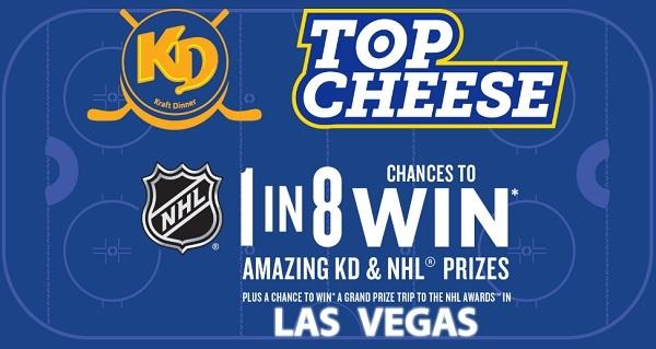 Kraft Top Cheese Contest 2020