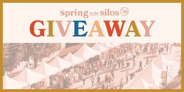 Spring at the Silos Giveaway