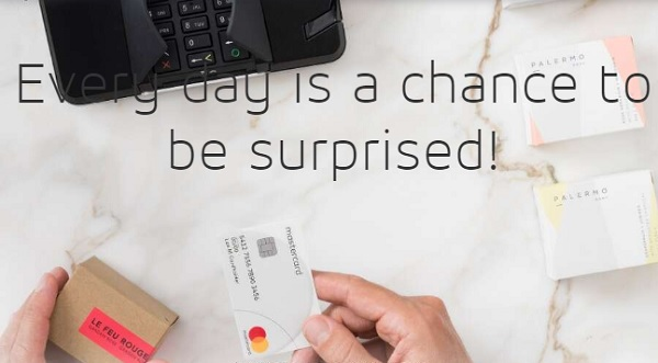 MasterCard Everyday Spend Sweepstakes