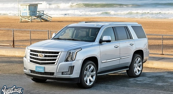 Omaze 2021 Custom Cadillac Escalade Sweepstakes