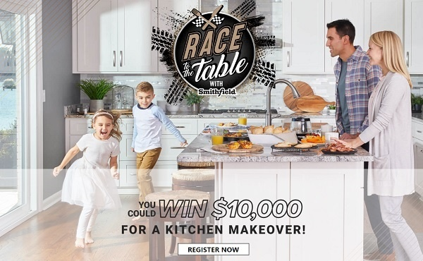 Smithfield Sweepstakes and IWG on SmithfieldRaceToTheTable.com