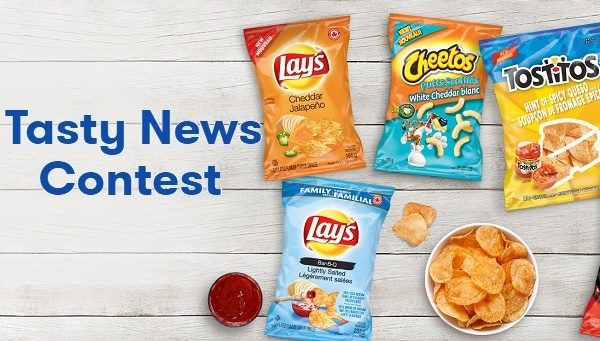 Tasty Rewards Tasty News Contest
