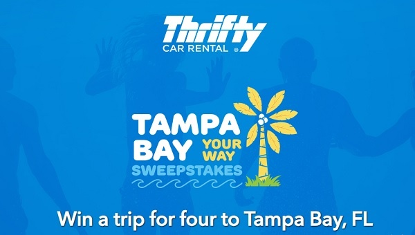 Thrifty Car Rental Ultimate Spring Break Getaway Sweepstakes
