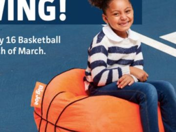 Big Joe Basketball Chair Giveaway