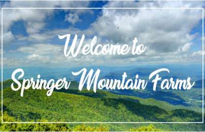 Springer Mountain Farms Chicken Rich Contest – Win Bunker Style Freezer