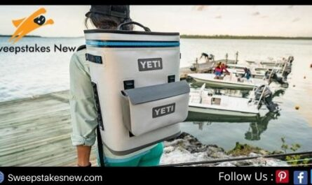 Coors Light Yeti Cooler Sweepstakes