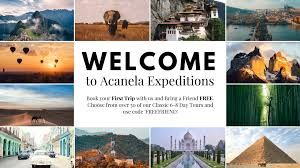 Acanela Expeditions Win A Trip To Fiji Sweepstakes