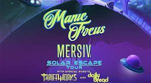 Manic Focus & Mersiv Solar Escape Tour Contest