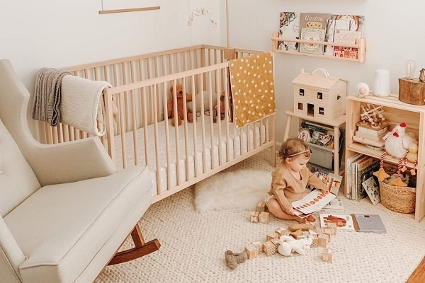 Dream Nursery Makeover Sweepstakes