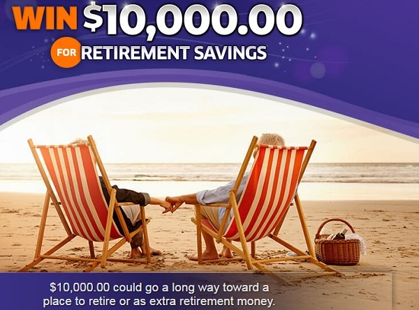 PCH.com $10000 Retirement Sweepstakes