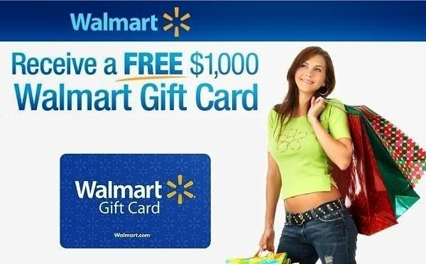 Walmart.com Survey Sweepstakes