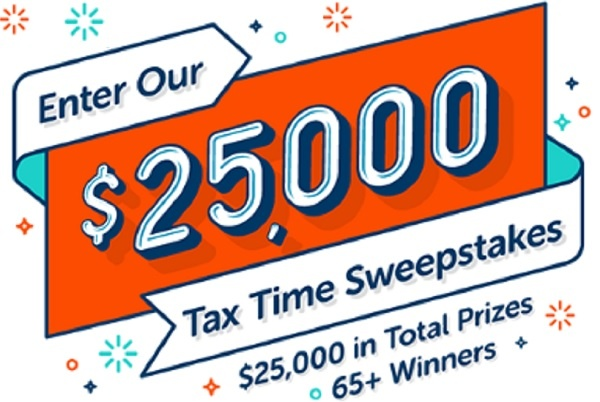 The Pay1040.com Tax Time Sweepstakes
