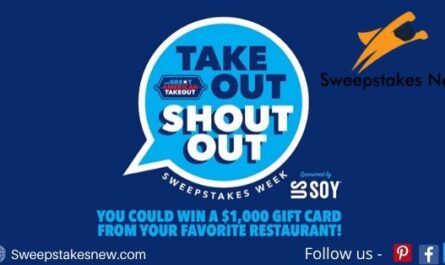 Great American Takeout Sweepstakes