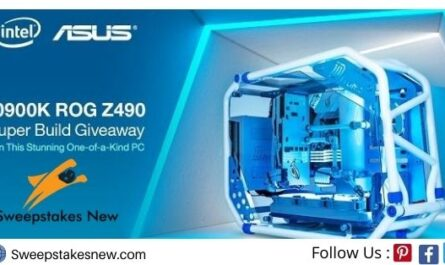 Newegg Gaming PC Sweepstakes 2020